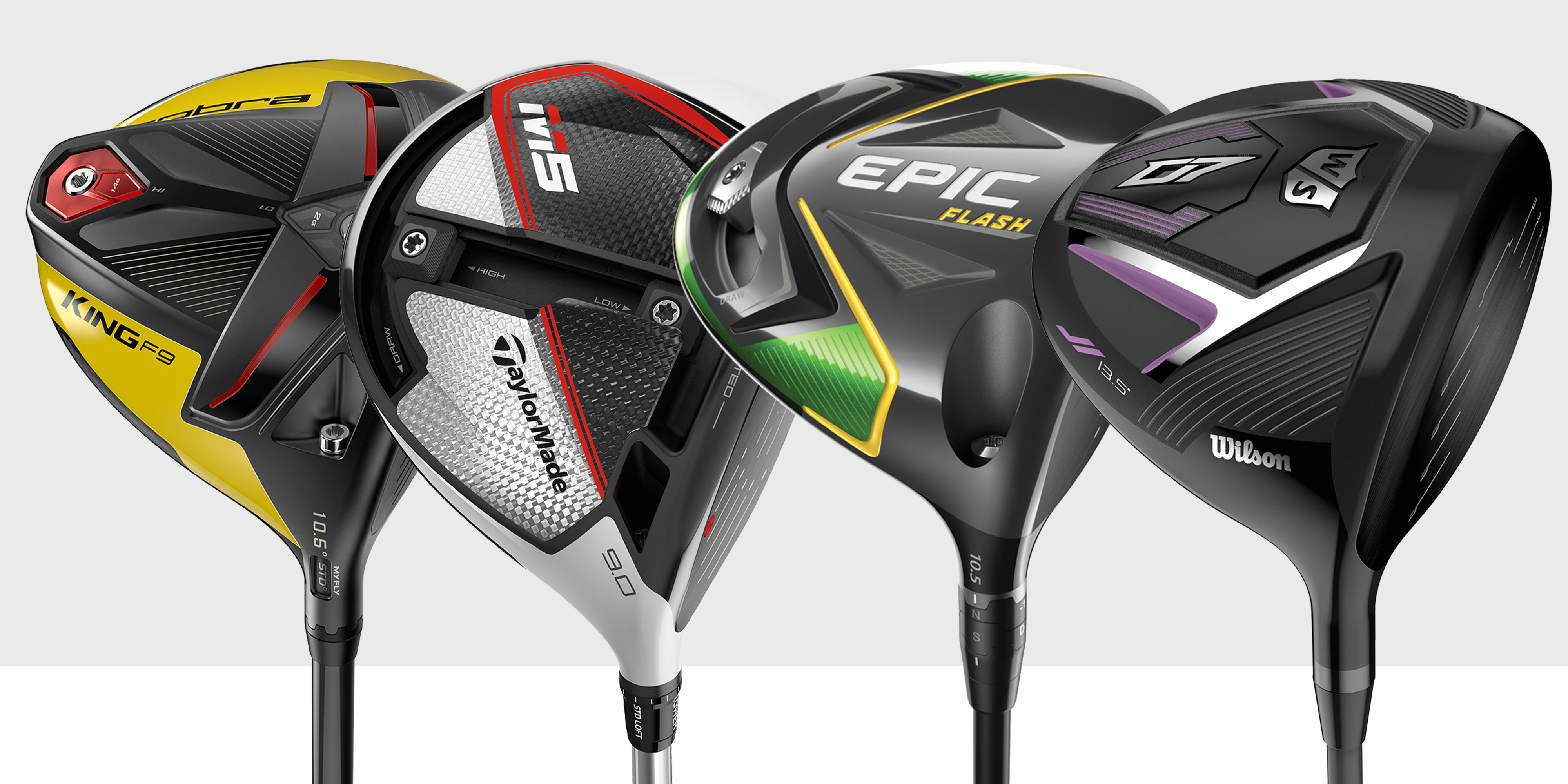 Enter the battle of the brands at American Golf