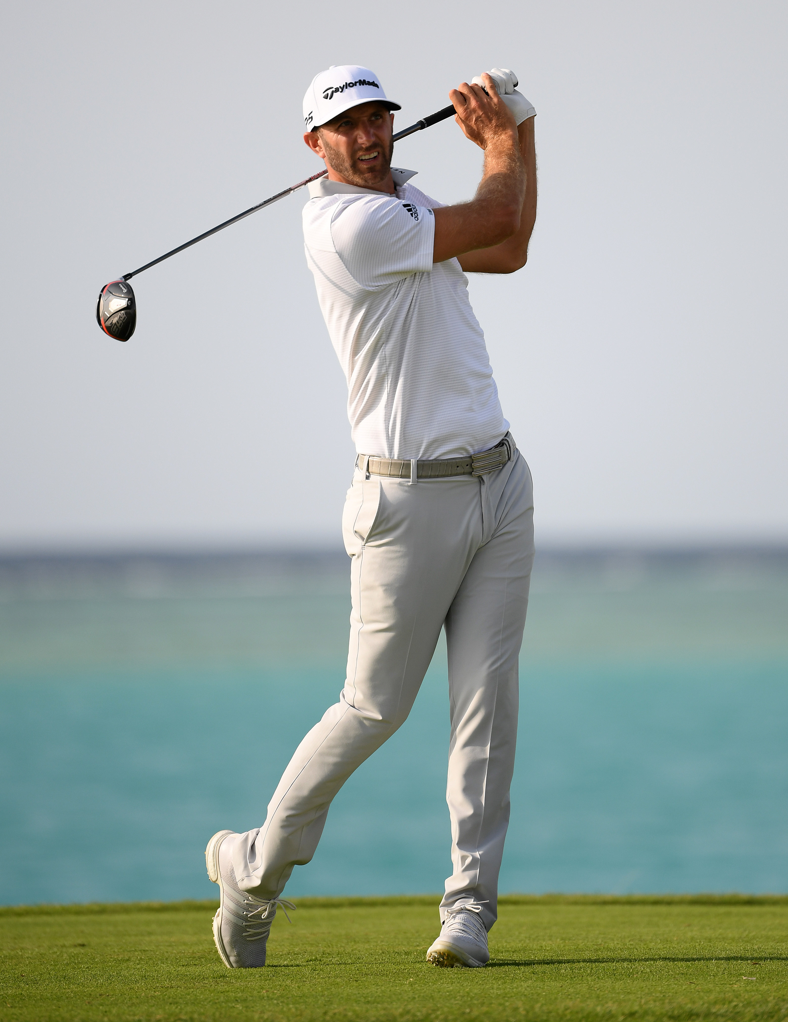 Dustin Johnson wins Saudi International