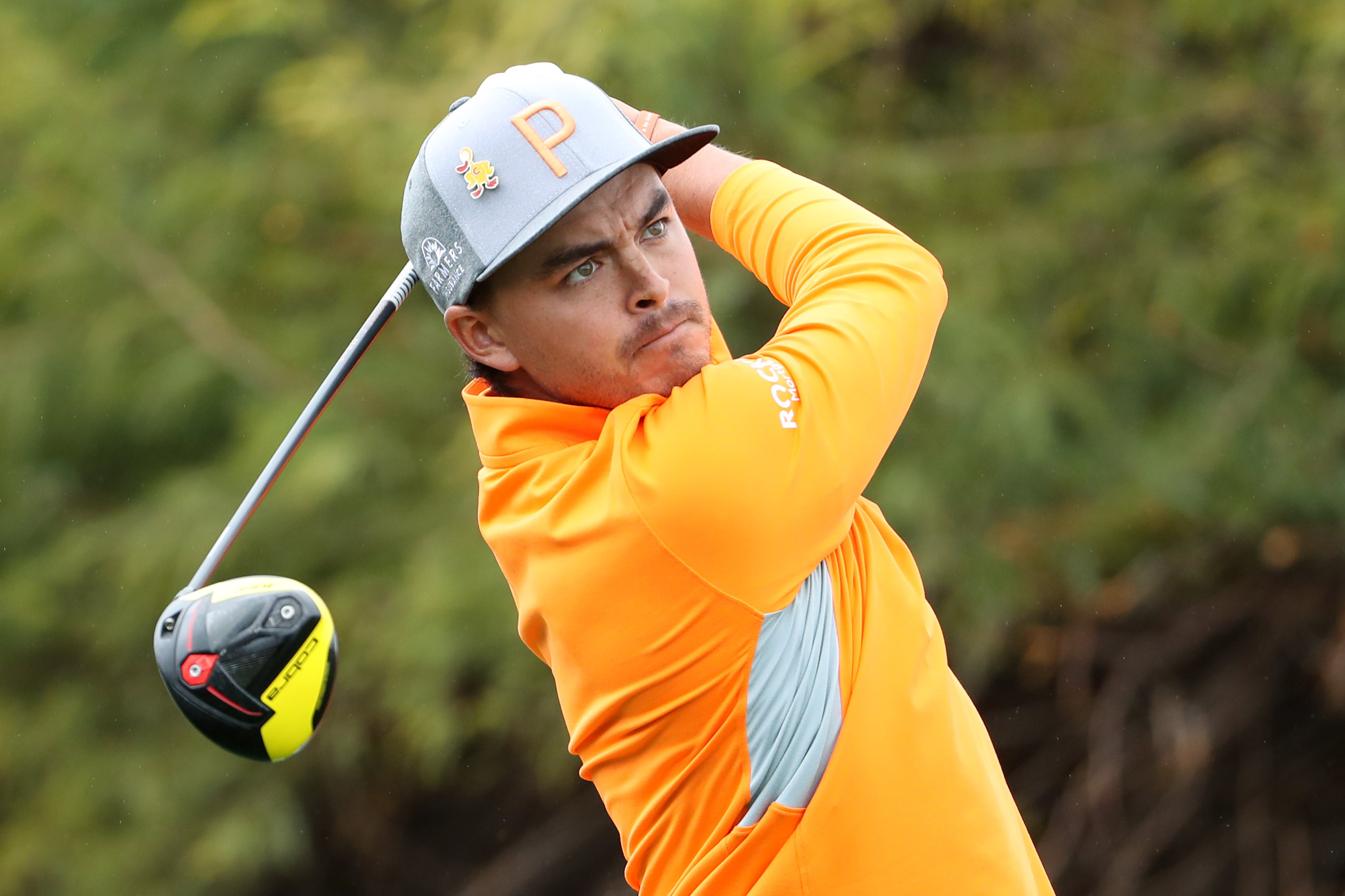 Rickie Fowler What's in the Bag