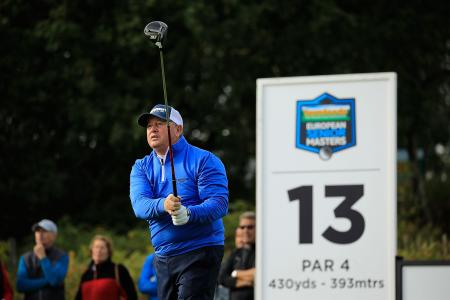 Ian Woosnam OBE announced as host