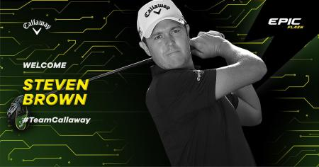 #TEAM Callaway welcomes Stephen Brown