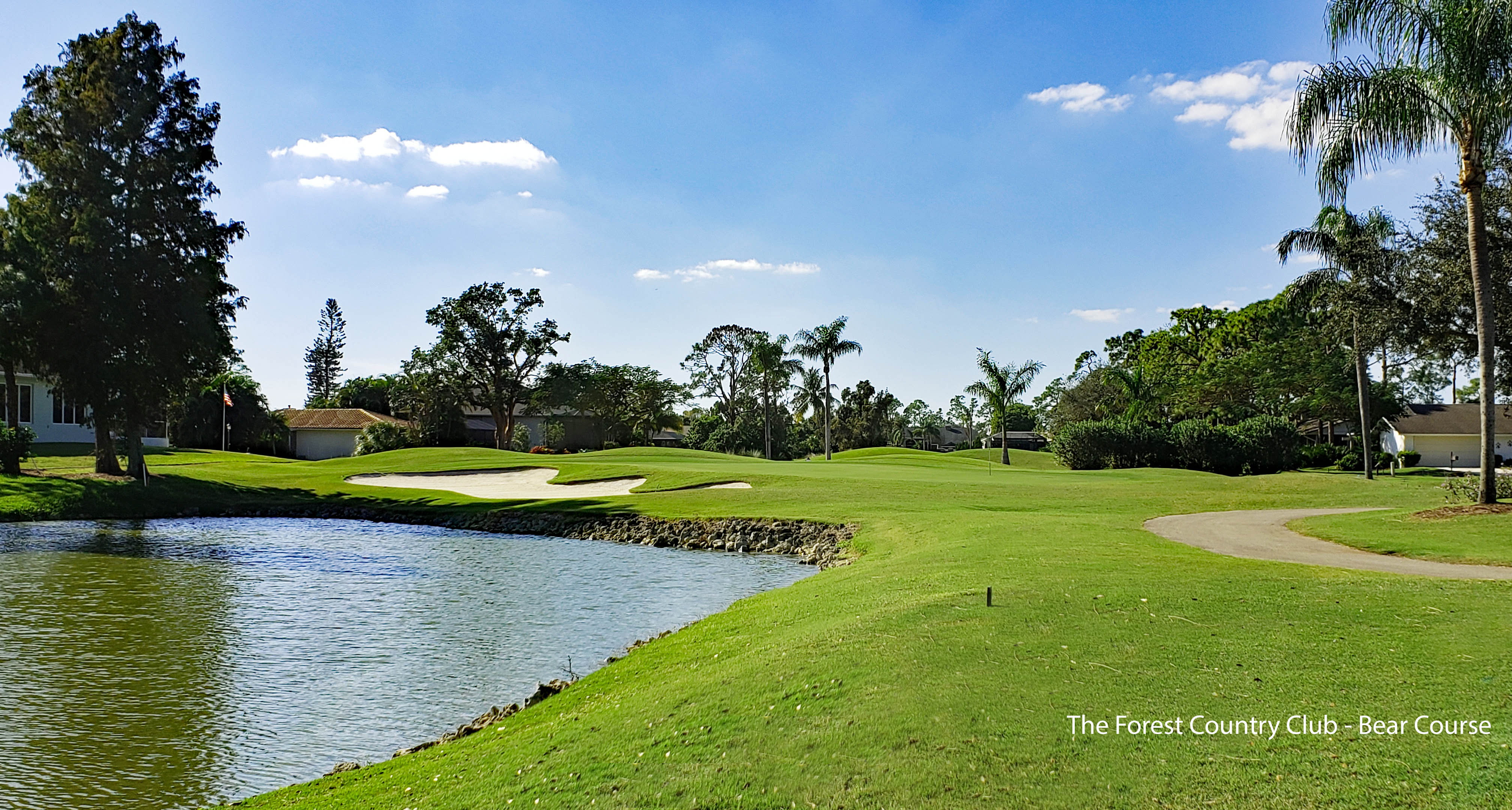 The Forest Country Club in Fort Myers Florida