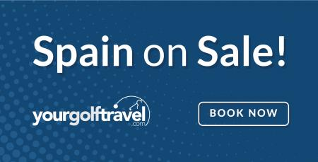 Your Golf Travel launch sale