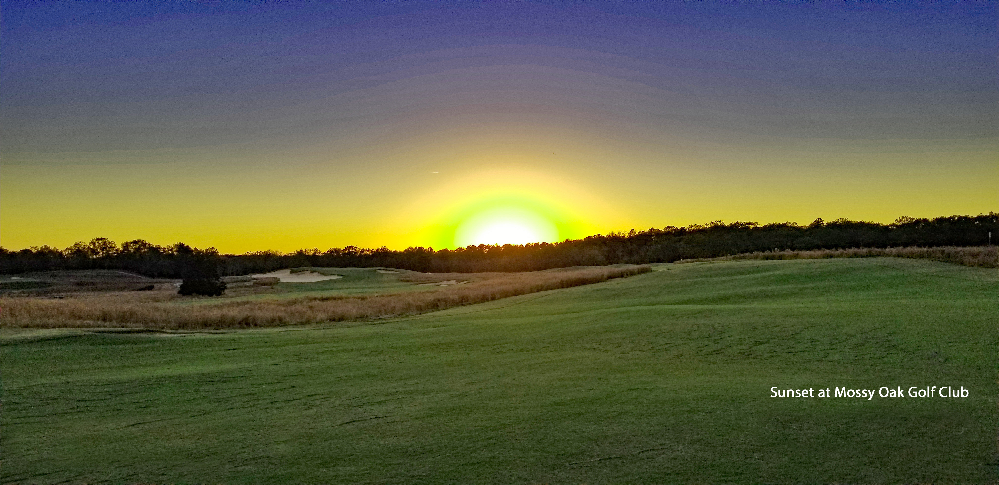 Mossy Oak Golf Club– Golf the Way Nature Intended It