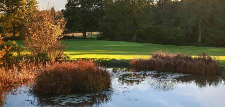 How to get your golf course in the best possible shape
