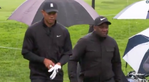 Tiger Woods & Fred Couples tell us to calm down and enjoy golf