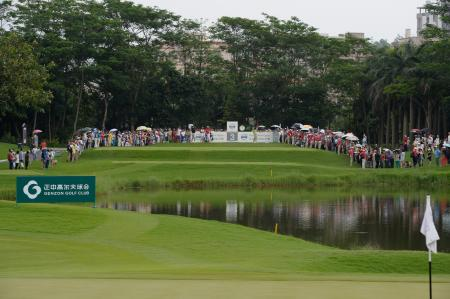 Volvo China Open makes Shenzhen return