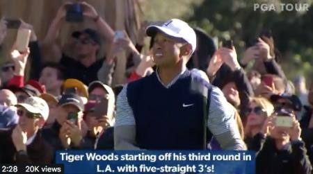 Highlights from the Genesis Open