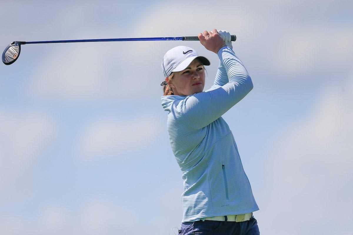 New Gleneagles Golf Ambassador Hannah McCook