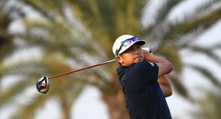 Team TaylorMade's Kurt Kitayama secures Oman Open victory