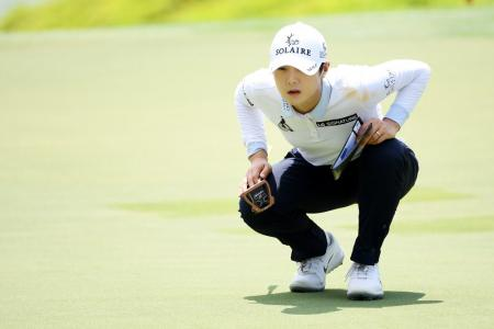 Sung Hyun Park wins HSBC Women's World Championship