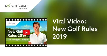 New Golf Rules viral video