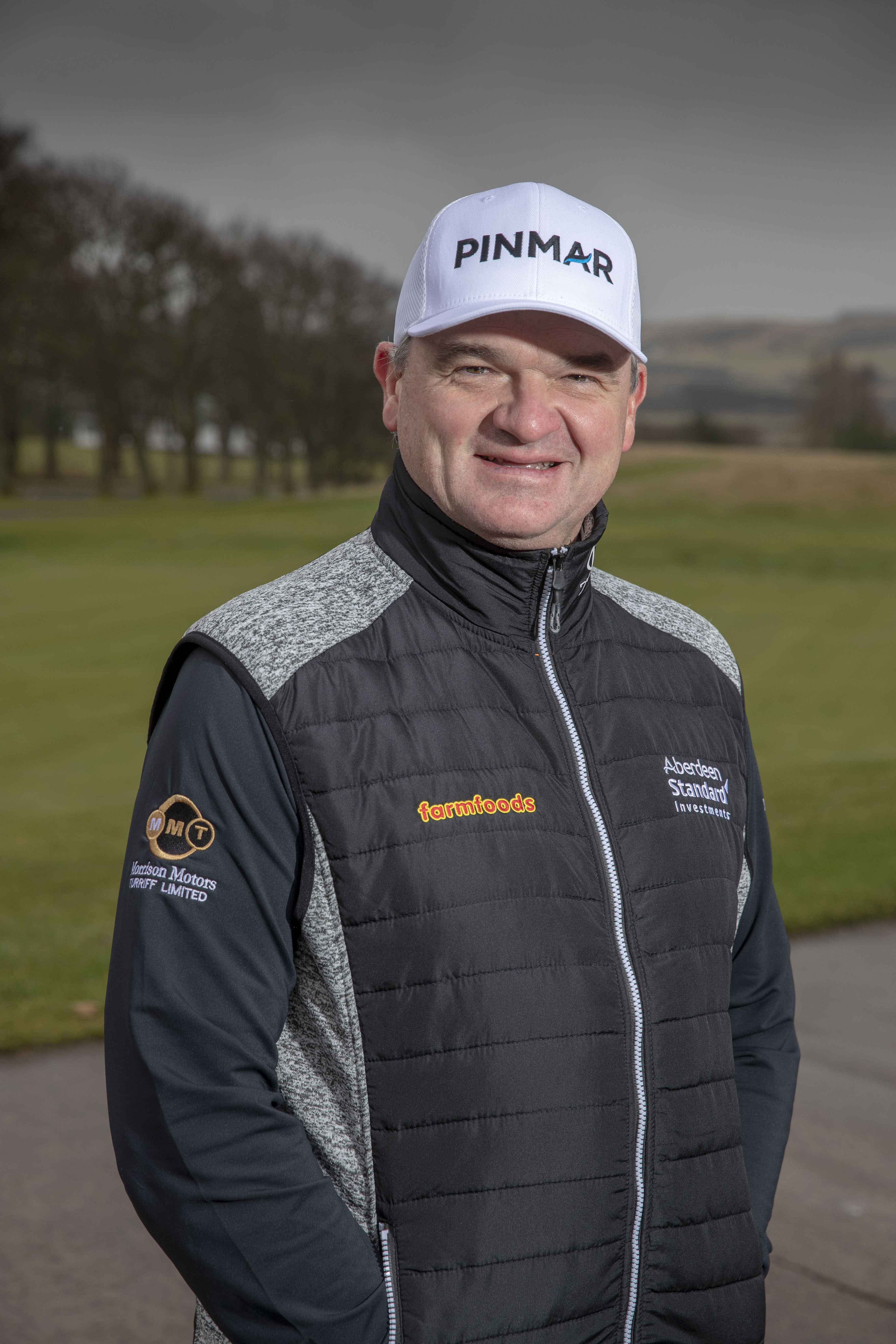 Paul Lawrie OBE announced for the Farmfoods Europeans Legends Links Championship