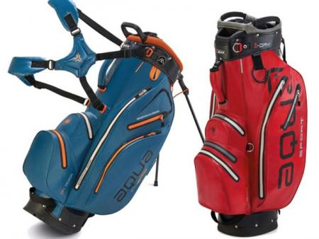 Big Max adds innovations to award-winning Aqua Bag Range