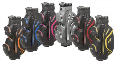 Powakaddy launch new Drivers Edition cart bag range