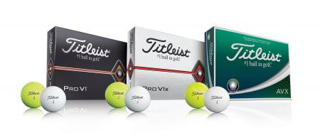 Titleist Loyalty Rewarded Golf Ball Promotion Returns