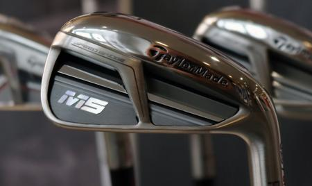 TaylorMade Irons take top spot