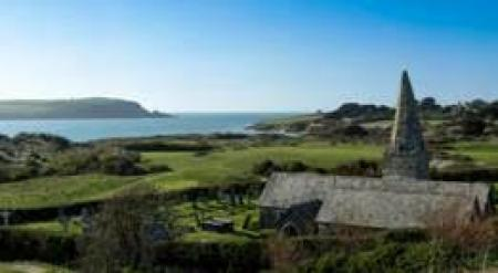Why the Church Course at St Enodoc