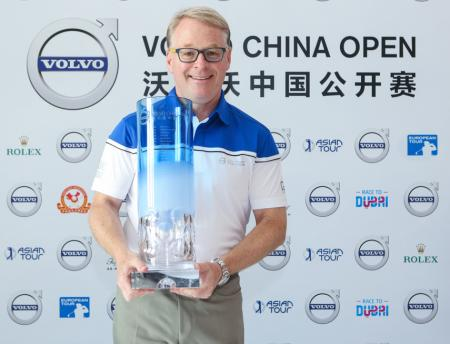 European and Asian Tours to sanction 25th Volvo China Open