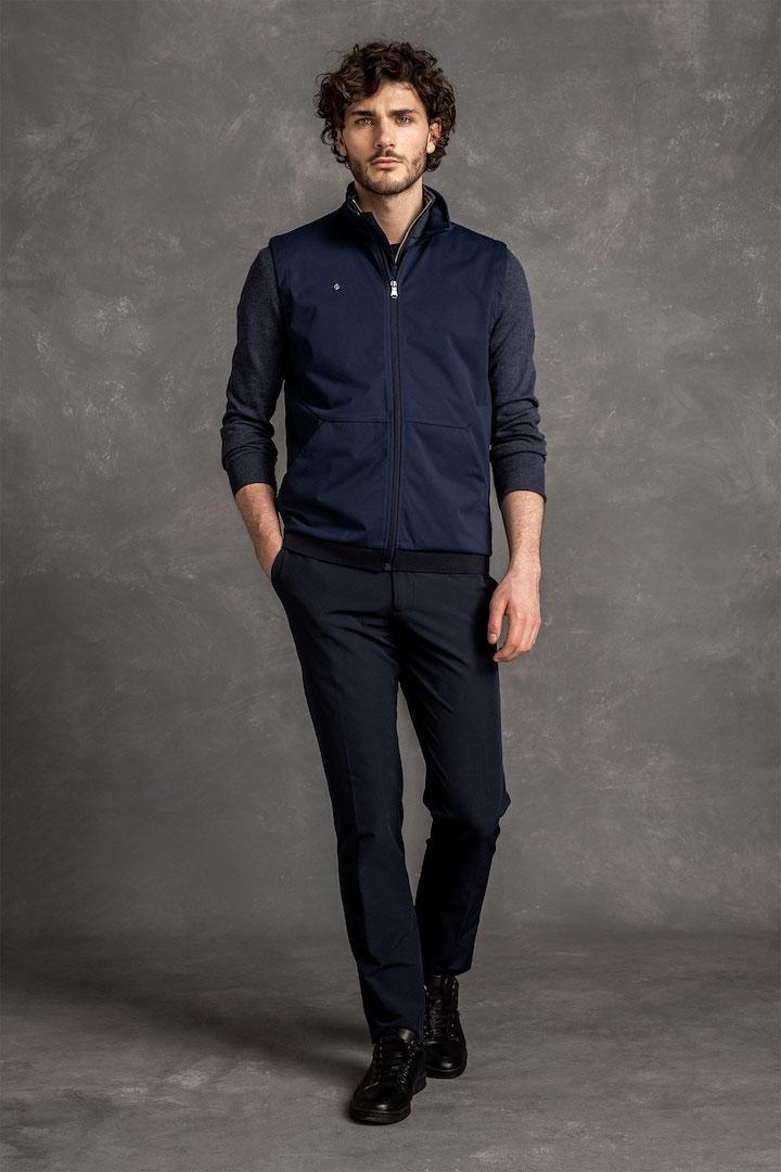 Oscar Jacobsons' SS19 range – performance & fashion