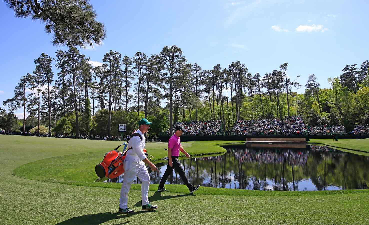 Why we are entering another golden age for Europe at the Masters