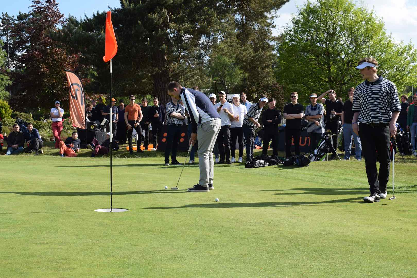 New 1PUTT golf formula to launch at Esher GC