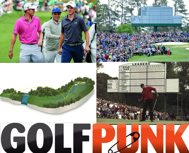 Conor Sketch's amazing golfer impressions