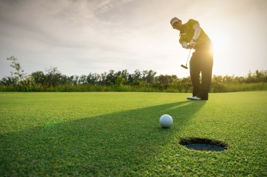 A better way to help pass your time on the green