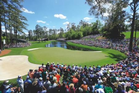 20 years of Rolex and the Masters Tournament