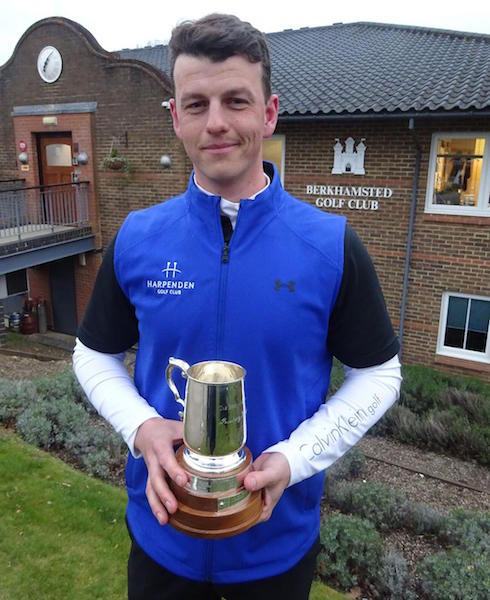 Gosling plays it smart to win 60th Berkhamsted Trophy