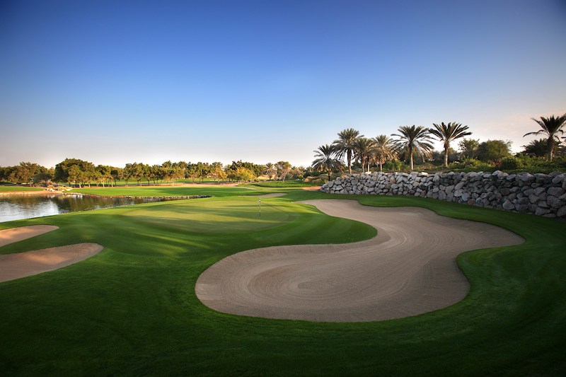 Etihad Airways Offers Free Golf Bags on Flights to Abu Dhabi