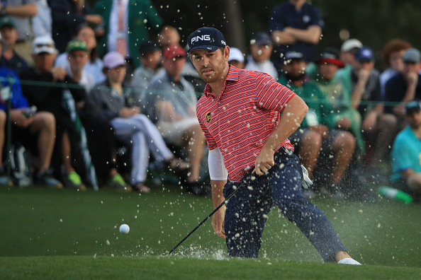 Saturday tee times as Tiger paired with Poulter