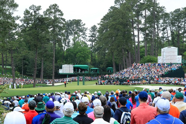 The Masters - How They Finished