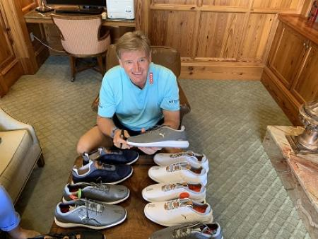 Ernie Els PUMA Shoes