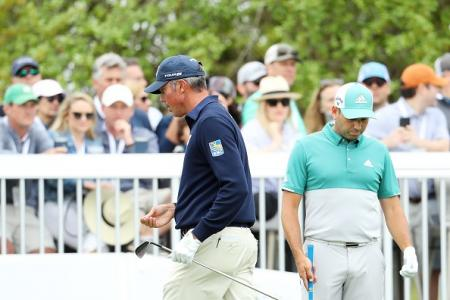 Garcia and Kuchar Dell Matchplay