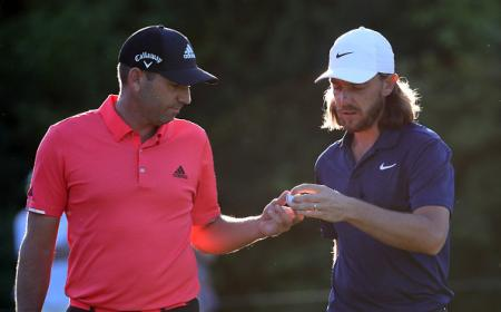 Garcia and Fleetwood Zurich Classic