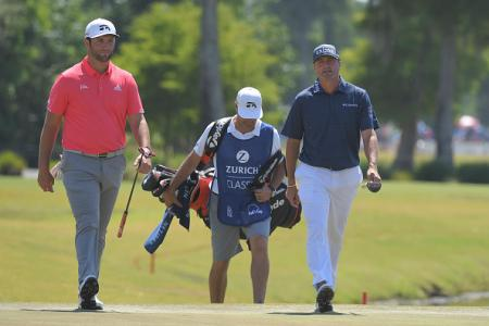 Rahm and Palmer Zurich Classic