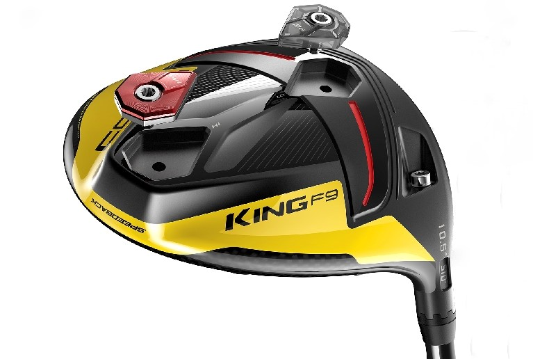 Cobra's King F9 Speedback Driver