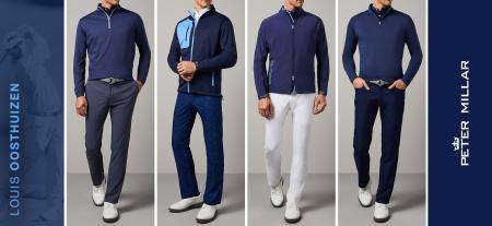 Peter Millar Reveal PGA Outfits