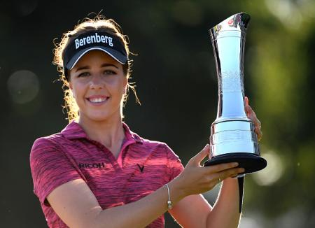WOMEN'S BRITISH OPEN GETS MORE DOSH