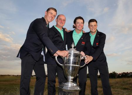 GB&I Walker Cup squad announced