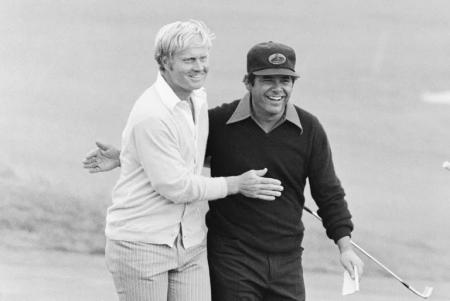 Nicklaus Trevino 1972 Us Open