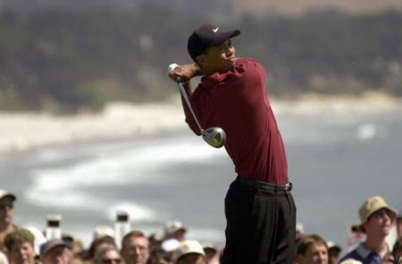 Tiger US Open 2000