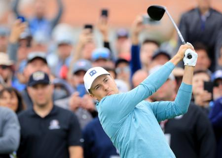 Spieth - US Open - June 2019