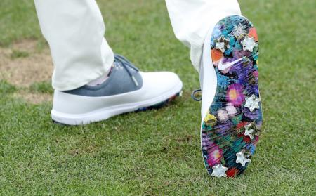 mcIlroy Nike Shoe - US Open - June 2019
