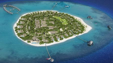 Velaa Private Island - Ariel