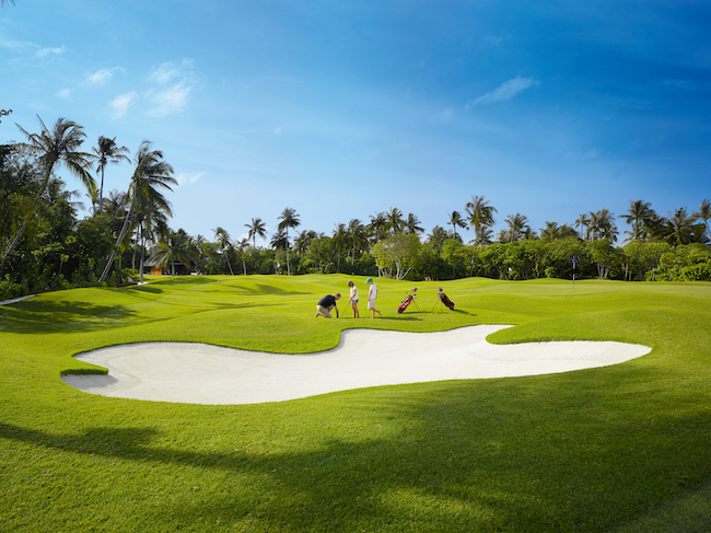 ITS GOLFPORN TIME AS WE HEAD TO THE MALDIVES