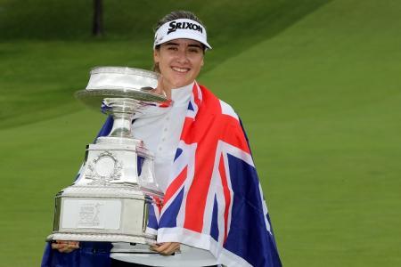 Hannah Green Womens PGA