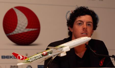 Rory to play Turkish Airlines