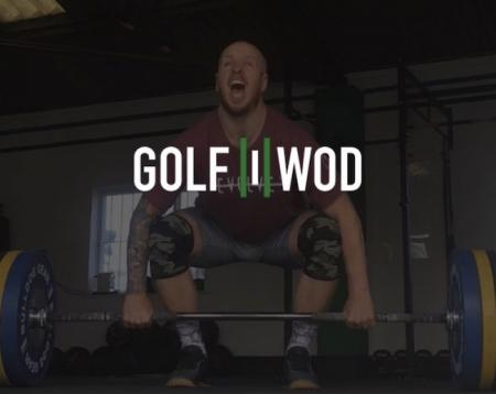 GOLFPUNK GETTING GOLF FIT
